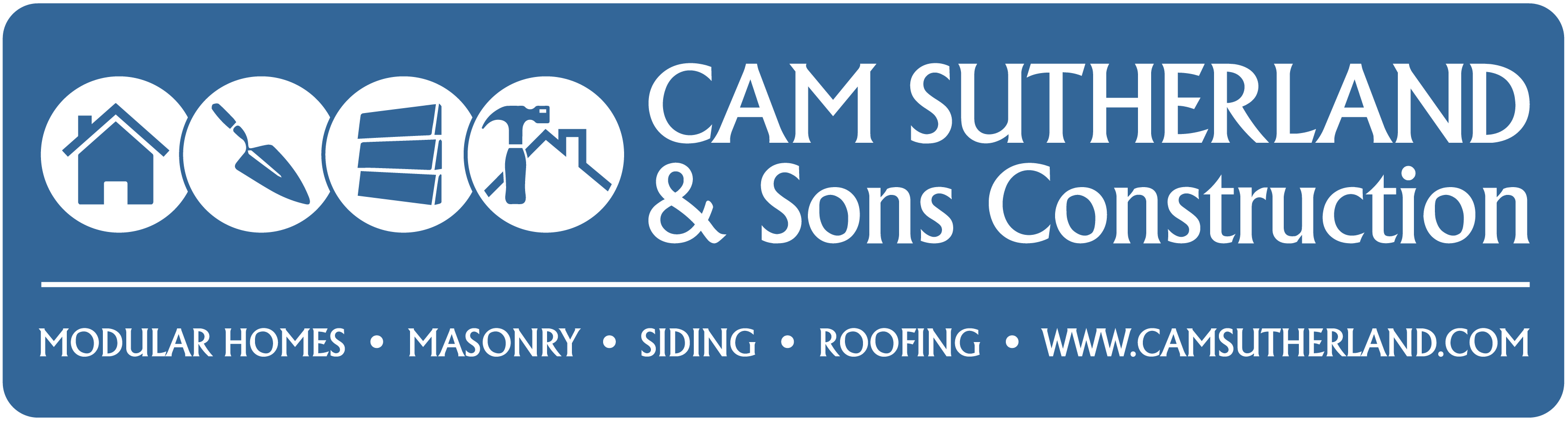 Cam Sutherland & Sons Construction